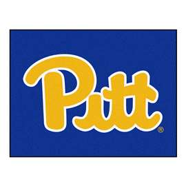 University of Pittsburgh  All Star Mat Rug Carpet Mats