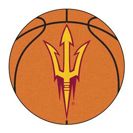 Arizona State University  Basketball Mat Rug Carpet Mats