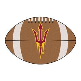 Arizona State University  Football Mat Mat Rug Carpet