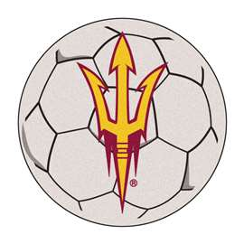 Arizona State University  Soccer Ball Mat, Rug , Carpet