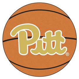 University of Pittsburgh  Basketball Mat Rug Carpet Mats