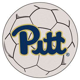 University of Pittsburgh  Soccer Ball Mat, Rug , Carpet