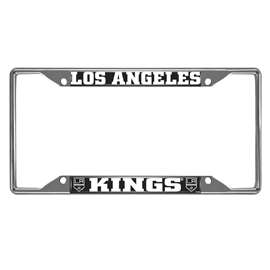 "NHL - Los Angeles Kings Car, Truck 6.25""x12.25"""