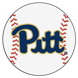 University of Pittsburgh  Baseball Mat Rug Carpet Mats