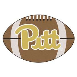 University of Pittsburgh  Football Mat Mat Rug Carpet
