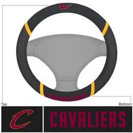 NBA - Cleveland Cavaliers  Steering Wheel Cover Car, Truck