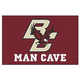 Boston College  Man Cave Starter Mat, Rug Carpet