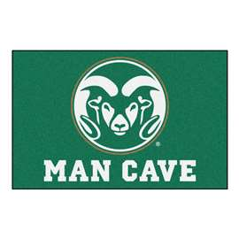 Colorado State University  Man Cave Starter Mat, Rug Carpet