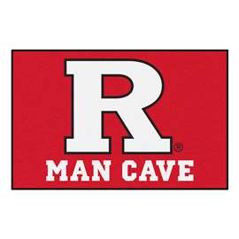 Rutgers University  Man Cave Starter Mat, Rug Carpet