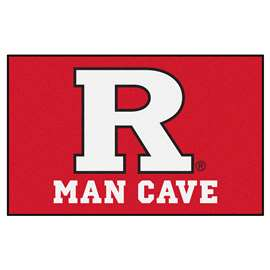 Rutgers University  Man Cave UltiMat Mat, Rug Carpet
