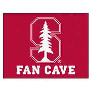 Stanford University  Fan Cave All-Star Mat Rug Carpet