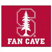 Stanford University  Fan Cave Tailgater Mat Rug Carpet