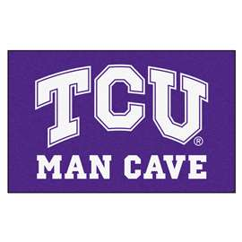Texas Christian University  Man Cave UltiMat Mat, Rug Carpet
