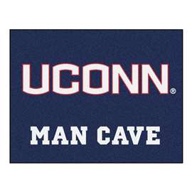 University of Connecticut  Man Cave All-Star Mat, Rug Carpet