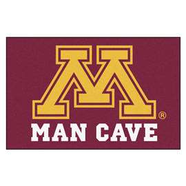 University of Minnesota  Man Cave Starter Mat, Rug Carpet