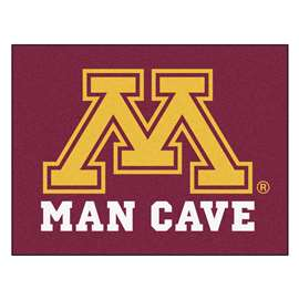 University of Minnesota  Man Cave All-Star Mat, Rug Carpet