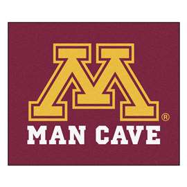 University of Minnesota  Man Cave Tailgater Mat, Rug Carpet