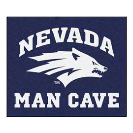 University of Nevada  Man Cave All-Star Mat, Rug Carpet