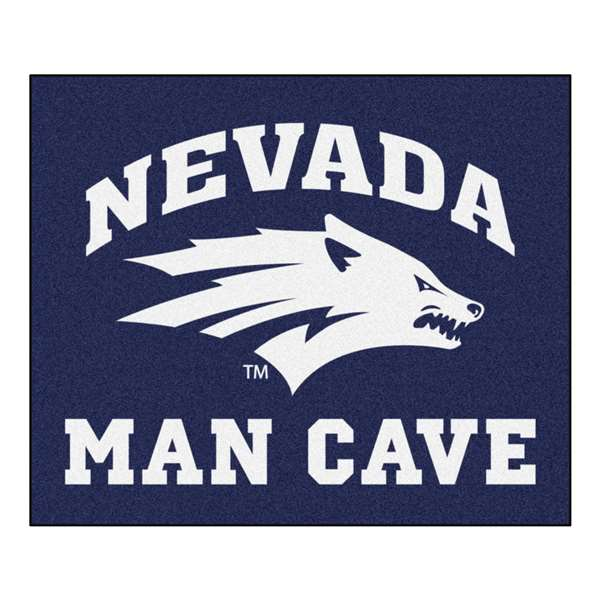 University of Nevada  Man Cave Tailgater Mat, Rug Carpet