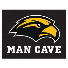 University of Southern Mississippi  Man Cave All-Star Mat, Rug Carpet