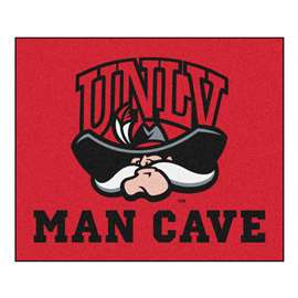 University of Nevada, Las Vegas (UNLV)  Man Cave Tailgater Mat, Rug Carpet