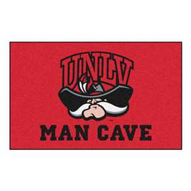 University of Nevada, Las Vegas (UNLV)  Man Cave UltiMat Mat, Rug Carpet