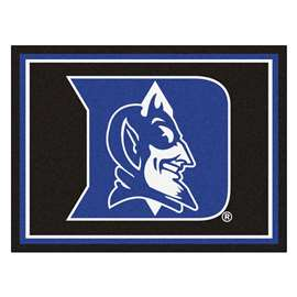 Duke University  8x10 Rug Rug Carpet Mats