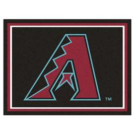 MLB - Arizona Diamondbacks 8'x10' Rug  8x10 Rug