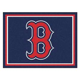 MLB - Boston Red Sox 8'x10' Rug  8x10 Rug