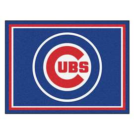 MLB - Chicago Cubs 8'x10' Rug  8x10 Rug