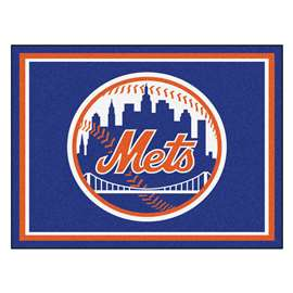 MLB - New York Mets 8'x10' Rug  8x10 Rug