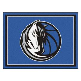 NBA - Dallas Mavericks  8x10 Rug Rug Carpet Mats