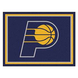 NBA - Indiana Pacers  8x10 Rug Rug Carpet Mats