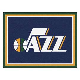 NBA - Utah Jazz  8x10 Rug Rug Carpet Mats