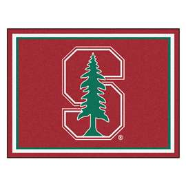 Stanford University  8x10 Rug Rug Carpet Mats
