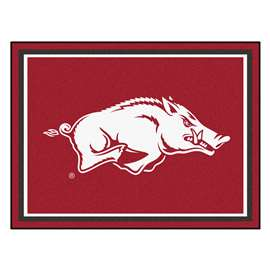 University of Arkansas  8x10 Rug Rug Carpet Mats