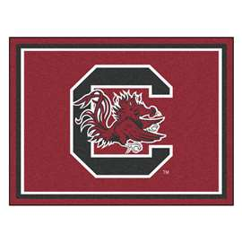 University of South Carolina  8x10 Rug Rug Carpet Mats