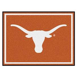 University of Texas  8x10 Rug Rug Carpet Mats