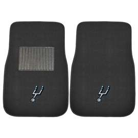 NBA - San Antonio Spurs  2-pc Embroidered Car Mat Set