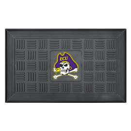 East Carolina University  Medallion Door Mat