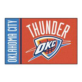 NBA - Oklahoma City Thunder  Starter Mat Mat, Rug , Carpet