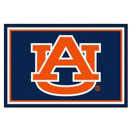 Auburn University  5x8 Rug Rug Carpet Mats