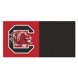 University of South Carolina  Team Carpet Tiles Rug, Carpet, Mats