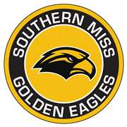 University of Southern Mississippi  Roundel Mat Mat, Rug , Carpet