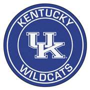University of Kentucky  Roundel Mat Mat, Rug , Carpet