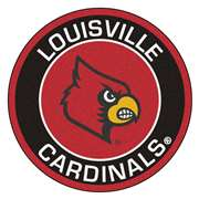 University of Louisville  Roundel Mat Mat, Rug , Carpet