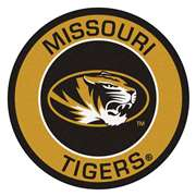 University of Missouri  Roundel Mat Mat, Rug , Carpet