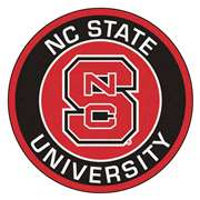 North Carolina State University  Roundel Mat Mat, Rug , Carpet