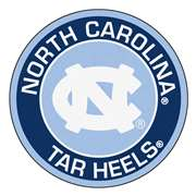 University of North Carolina - Chapel Hill  Roundel Mat Mat, Rug , Carpet