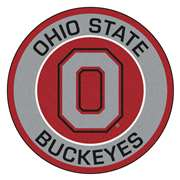 Ohio State University  Roundel Mat Mat, Rug , Carpet